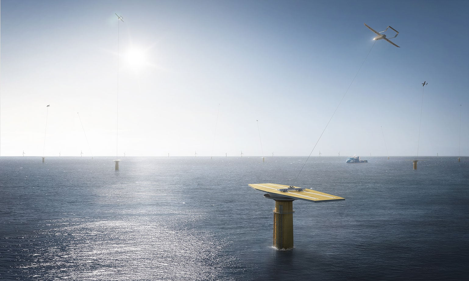 Empower low cost offshore wind energy